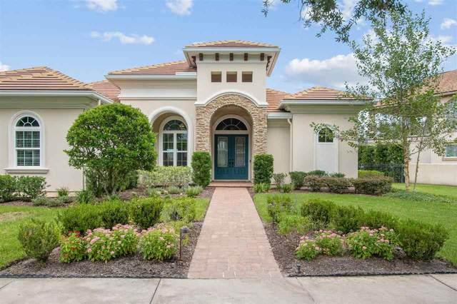 200 Pinehurst Pointe Drive, St Augustine, FL 32092 (MLS #215287) :: Endless Summer Realty