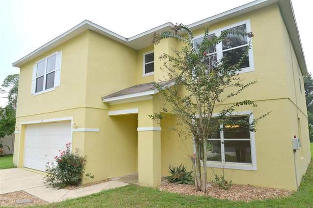 25 25 RYDELL PL, Palm Coast, FL 32164 (MLS #215306) :: Better Homes & Gardens Real Estate Thomas Group