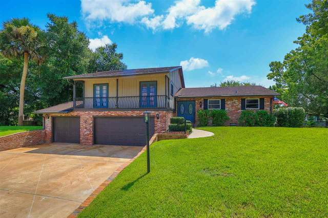 12 Bayberry Dr, Ormond Beach, FL 32174 (MLS #215307) :: Memory Hopkins Real Estate