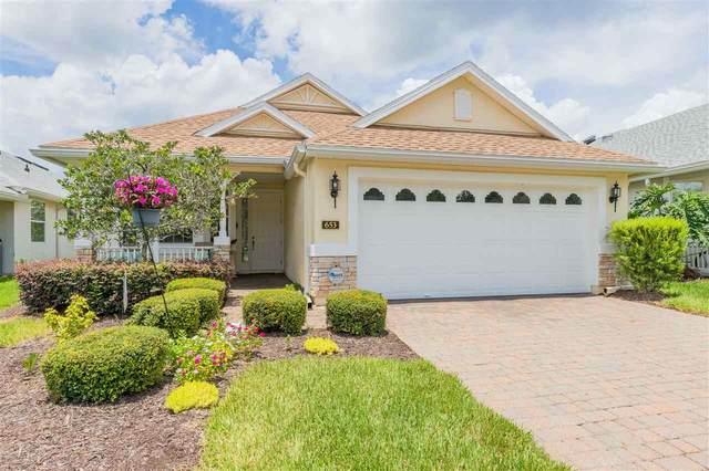 653 Copperhead Circle, St Augustine, FL 32092 (MLS #215316) :: Century 21 St Augustine Properties