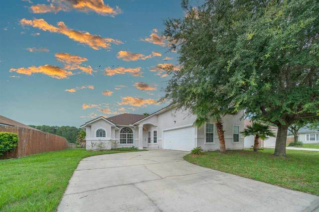 2712 Salina Court, Green Cove Springs, FL 32043 (MLS #215324) :: CrossView Realty
