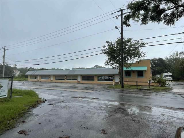 9 S Dixie Highway 9B, St Augustine, FL 32084 (MLS #215358) :: 97Park