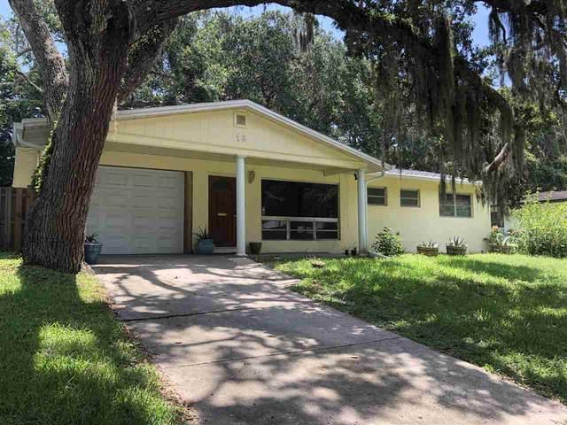 13 Oak Rd., St Augustine, FL 32080 (MLS #215363) :: Bridge City Real Estate Co.
