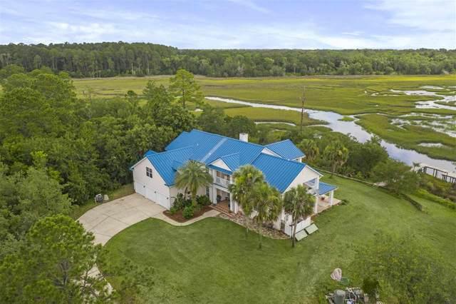 95104 Mango Lane, Fernandina Beach, FL 32034 (MLS #215366) :: CrossView Realty