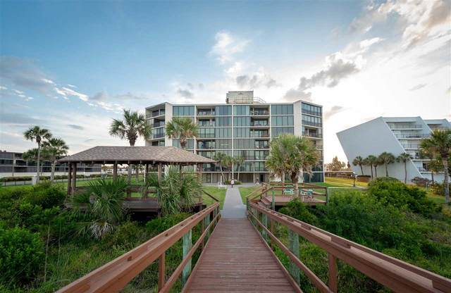 2 Dondanville Rd #102, St Augustine Beach, FL 32080 (MLS #215390) :: Olde Florida Realty Group