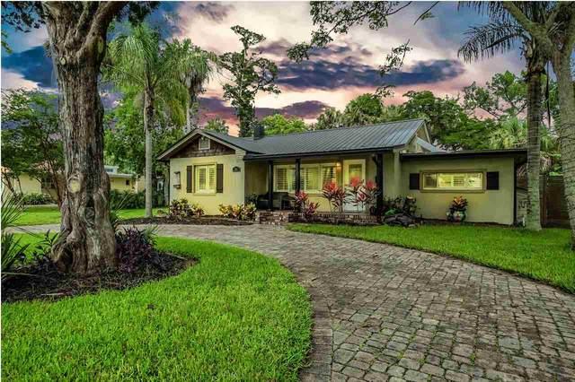 256 S Matanzas Blvd, St Augustine, FL 32080 (MLS #215396) :: Endless Summer Realty