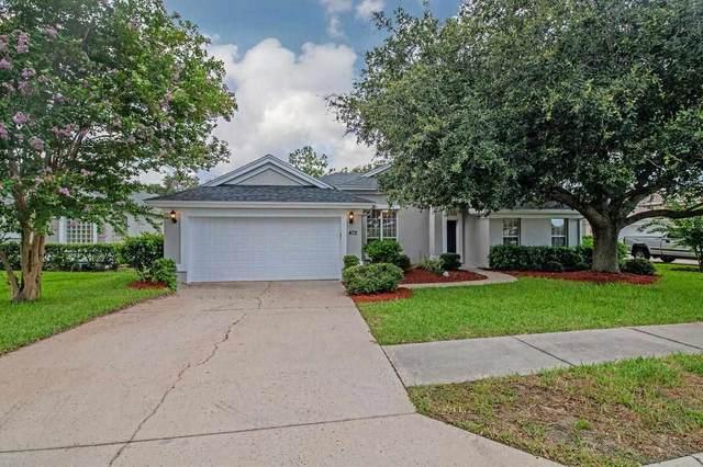 472 San Nicolas Way, St Augustine, FL 32080 (MLS #215400) :: Memory Hopkins Real Estate