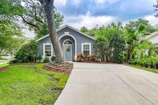 414 C St, St Augustine, FL 32080 (MLS #215403) :: Endless Summer Realty