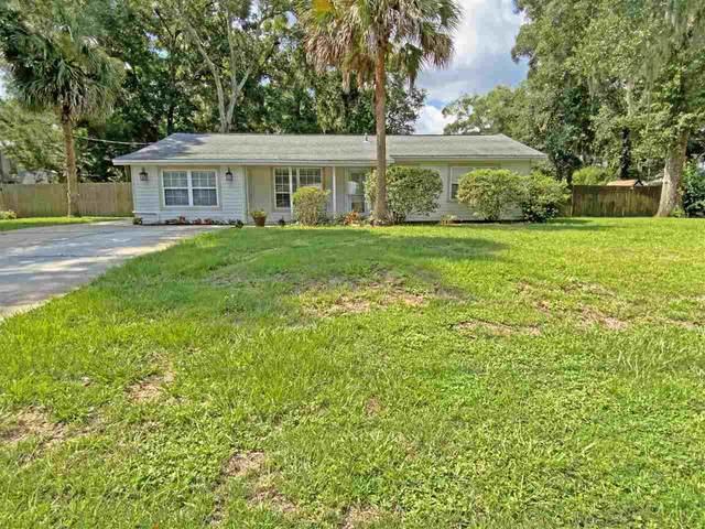 1412 San Jose Road, St Augustine, FL 32086 (MLS #215410) :: Memory Hopkins Real Estate