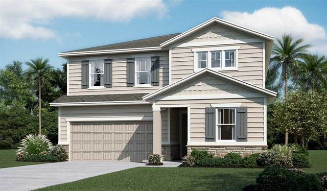4255 Caribbean Pine Court, Middleburg, FL 32068 (MLS #215412) :: Olde Florida Realty Group