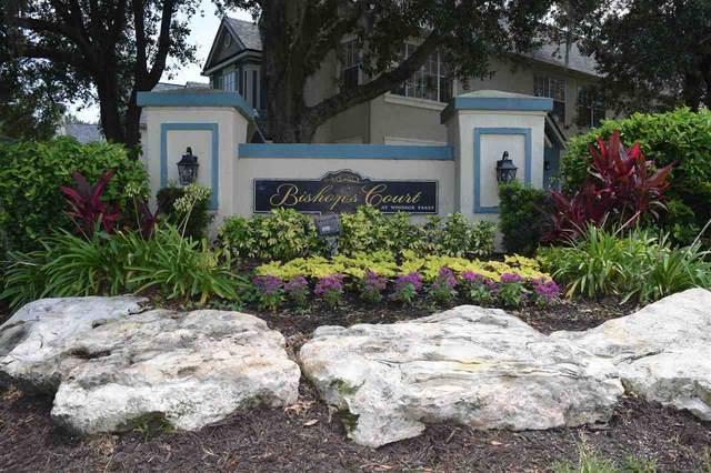 13700 Richmond Park Dr N #1310, Jacksonville, FL 32224 (MLS #215425) :: Olde Florida Realty Group