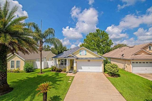 228 N Churchill Drive, St Augustine, FL 32086 (MLS #215426) :: The Newcomer Group