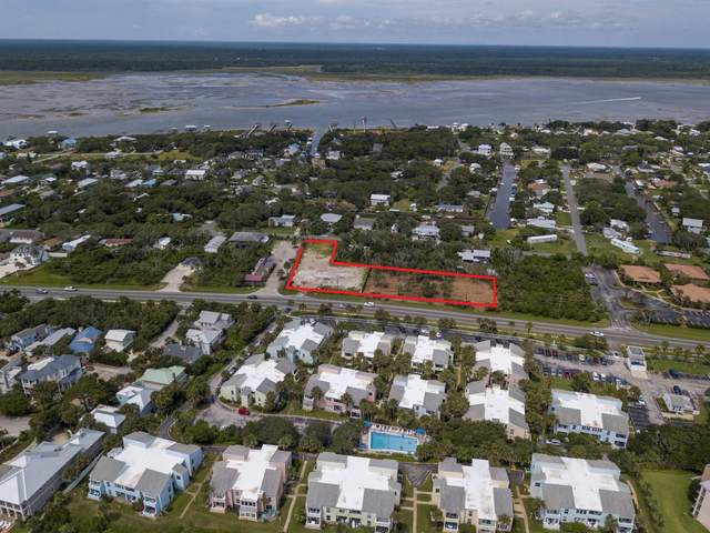 6301 A1a, St Augustine, FL 32080 (MLS #215435) :: The Collective at Momentum Realty