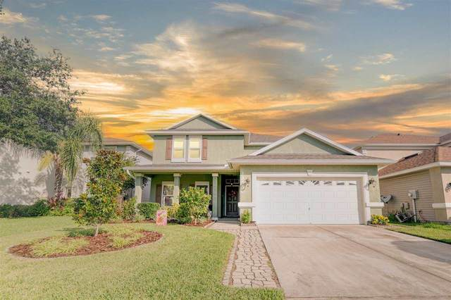 12550 W Woodfield Circle, Jacksonville, FL 32258 (MLS #215441) :: The Newcomer Group