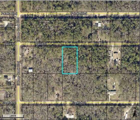 4765 David St, Hastings, FL 32145 (MLS #215446) :: Olde Florida Realty Group