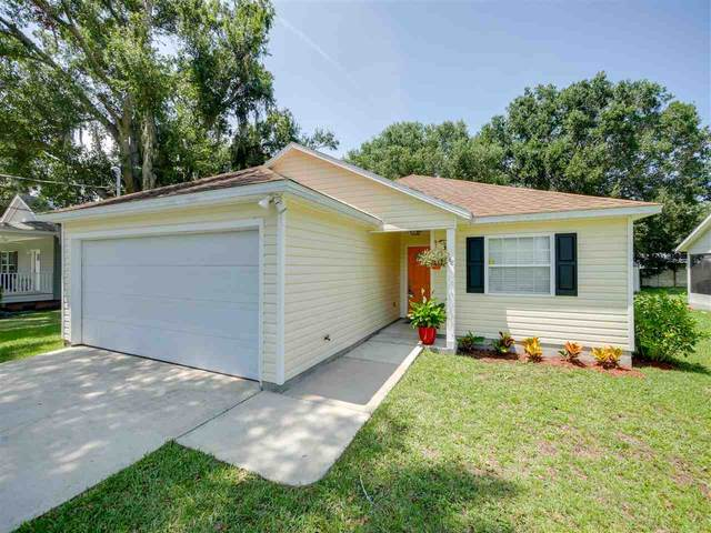 248 Cervantes Ave, St Augustine, FL 32084 (MLS #215457) :: The Collective at Momentum Realty