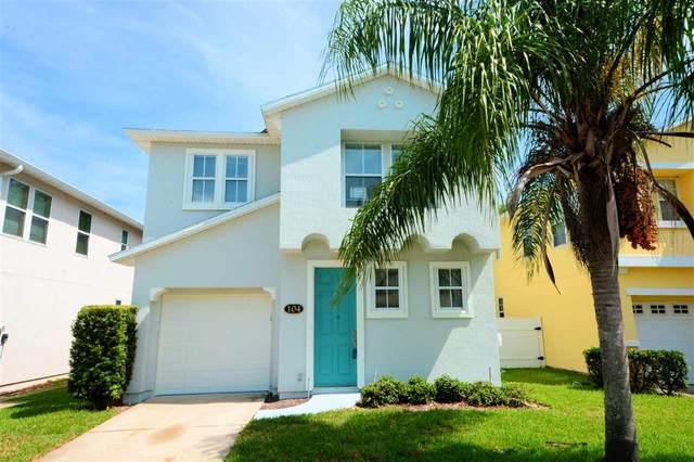 104 Serenity Bay Blvd., St Augustine, FL 32080 (MLS #215458) :: CrossView Realty