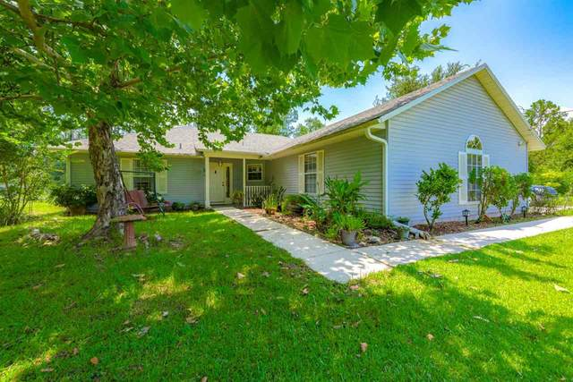 11796 County Road 13 N, St Augustine, FL 32092 (MLS #215460) :: Olde Florida Realty Group