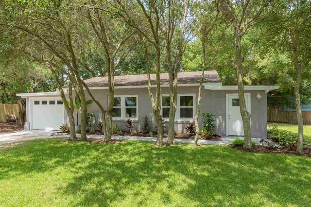 2 Fancher Ct., St Augustine, FL 32080 (MLS #215464) :: CrossView Realty