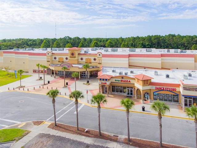 84 Theatre Drive Suite 200, St Augustine, FL 32086 (MLS #215468) :: Endless Summer Realty