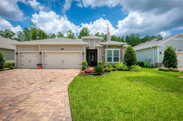 717 Tintamarre Drive, St Augustine, FL 32092 (MLS #215478) :: Olde Florida Realty Group