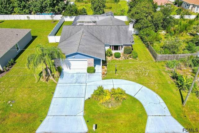 4 Rocket Lane, Palm Coast, FL 32164 (MLS #215513) :: The Impact Group with Momentum Realty