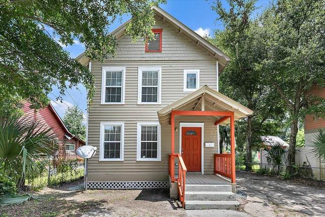 91 Saint Benedict St, St Augustine, FL 32084 (MLS #215543) :: The Collective at Momentum Realty