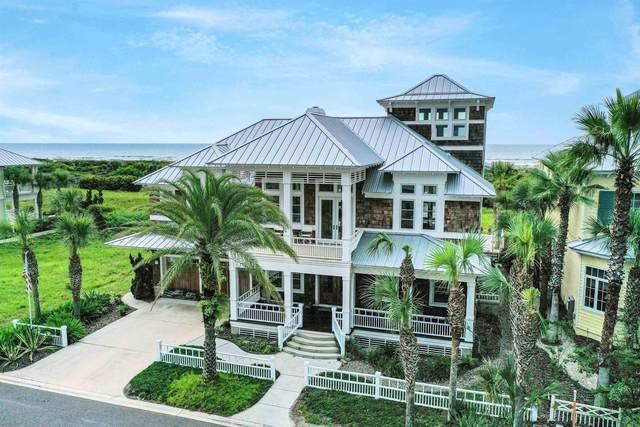 656 Ocean Palm Way, St Augustine, FL 32080 (MLS #215596) :: The Newcomer Group