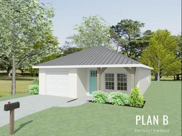 833 E Aiken St, St Augustine, FL 32084 (MLS #215635) :: The Collective at Momentum Realty