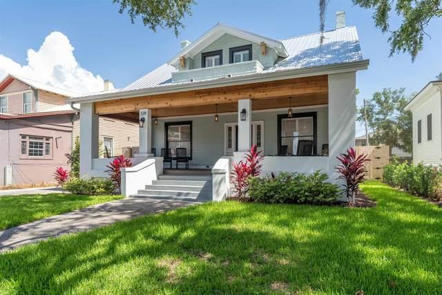 128 King Street, St Augustine, FL 32084 (MLS #215728) :: Olde Florida Realty Group