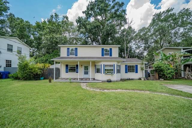 1325 Eisenhower Drive, St Augustine, FL 32084 (MLS #215732) :: Bridge City Real Estate Co.