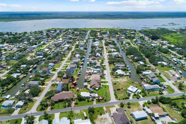 240 Treasure Beach Road, St Augustine, FL 32080 (MLS #215748) :: The Collective at Momentum Realty