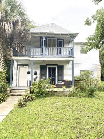 156 Blanco St., St Augustine, FL 32084 (MLS #215788) :: The Collective at Momentum Realty