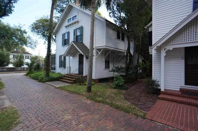 1 Palm Row, St Augustine, FL 32084 (MLS #215809) :: Bridge City Real Estate Co.