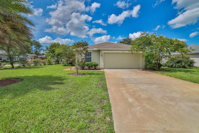 182 Summer Point Drive, St Augustine, FL 32086 (MLS #215875) :: The Collective at Momentum Realty