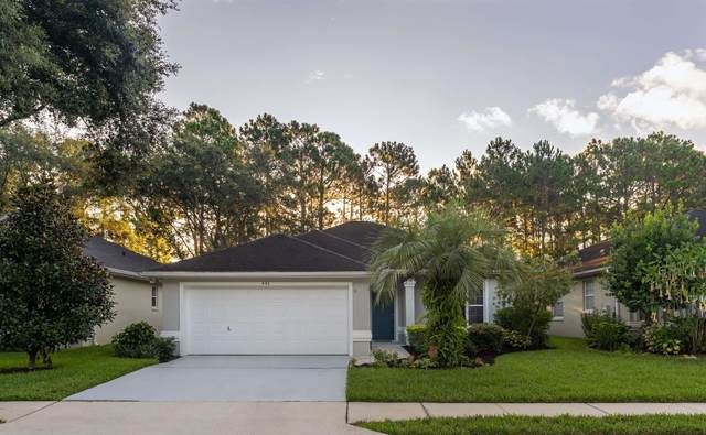 536 Boxwood Pl, St Augustine, FL 32086 (MLS #215894) :: The Collective at Momentum Realty