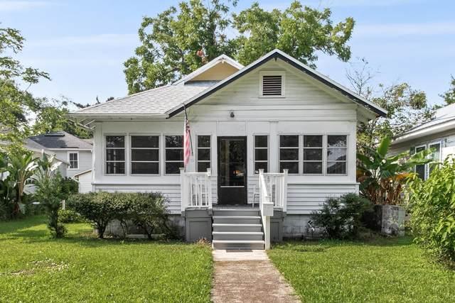 69 Lemon St, St Augustine, FL 32084 (MLS #215910) :: 97Park