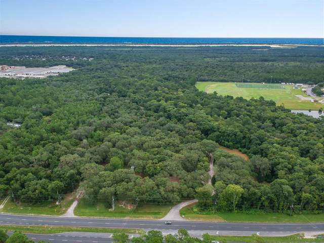 6060 Us Hwy 1 South, St Augustine, FL 32086 (MLS #215922) :: The Collective at Momentum Realty
