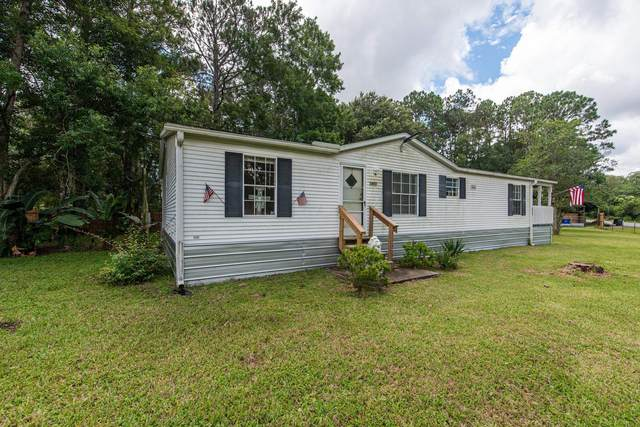 1455 S Scenic Way, St Augustine, FL 32084 (MLS #215930) :: Better Homes & Gardens Real Estate Thomas Group