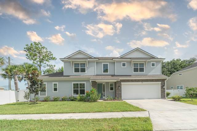 28 Moultrie Creek Circle, St Augustine, FL 32086 (MLS #215945) :: The Collective at Momentum Realty