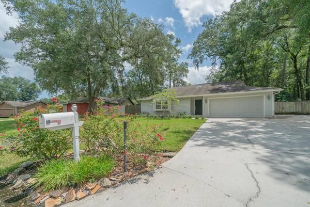 6181 Island Forest Drive, Fleming Island, FL 32003 (MLS #216015) :: Olde Florida Realty Group