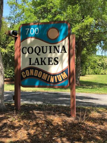 700 W Pope Road D-25, St Augustine, FL 32080 (MLS #216017) :: The Collective at Momentum Realty