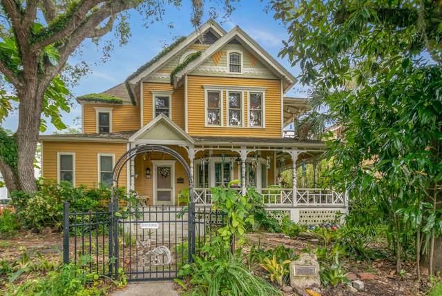 28 Saragossa, St Augustine, FL 32084 (MLS #216020) :: Olde Florida Realty Group