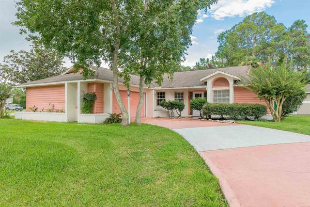 20 Wasserman Dr, Palm Coast, FL 32164 (MLS #216029) :: The Collective at Momentum Realty
