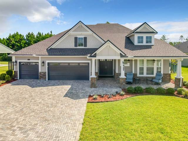 957 Glenneyre Cir., St Augustine, FL 32092 (MLS #216032) :: The Collective at Momentum Realty