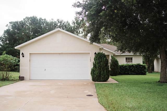 160 E Jayce Way, St Augustine, FL 32084 (MLS #216066) :: 97Park