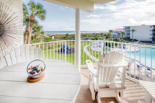 4670 S A1a #2304, St Augustine, FL 32080 (MLS #216081) :: The Collective at Momentum Realty