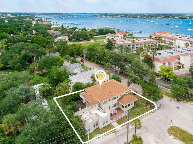 168 Marine Street, St Augustine, FL 32084 (MLS #216126) :: Bridge City Real Estate Co.