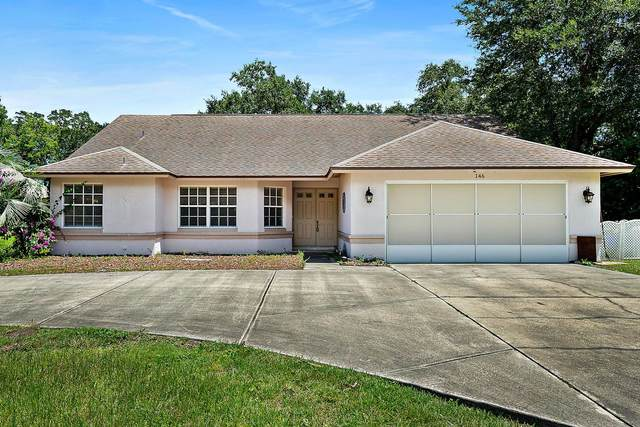 146 Westhampton Dr, Palm Coast, FL 32164 (MLS #216170) :: The Collective at Momentum Realty