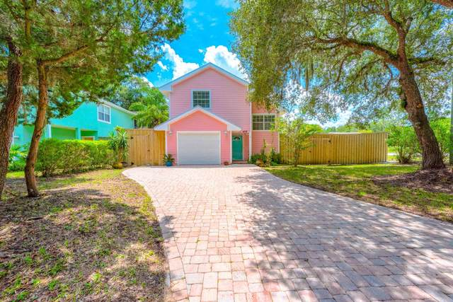 498 Acacia St, St Augustine, FL 32080 (MLS #216191) :: Olde Florida Realty Group